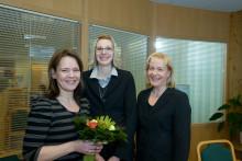 Vinnaren i Sparbankens tävling Din Ekonomi i Fokus finns i Åbo