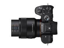 Nytt fullformat 50mm F2.8 makro-objektiv fra Sony