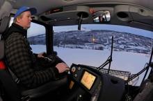 Skidsverige kompetenssatsar - 550 utbildade snöfantaster är klara att möta säsongens skidresenärer.