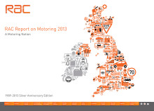 Report on Motoring 2013