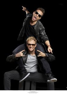 """Nu släpper Peter & Bruno låten """"Back To You"""" tagen från stjärnduons senaste studioalbum!"""