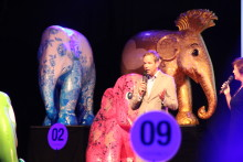 ELEPHANT PARADE IN LUXEMBURG TRIER RAISES MORE THAN 500,000 EUROS FOR THE ASIAN ELEPHANT FOUNDATION