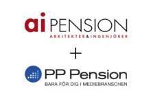 AI Pension och PP Pension planerar för ett samgående