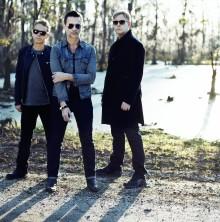 Depeche Mode säljer guld med nya albumet Delta Machine