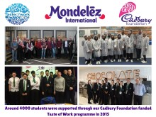 Mondelēz International's Taste of Work continues to provide valuable insight for young people