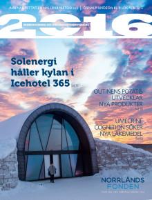 Norrlandsfondens Årsredovisning 2016