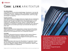 Customer Case: LINK arkitektur
