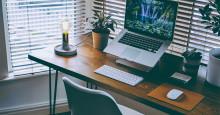 Jobba hemifrån – så behåller du effektiviteten