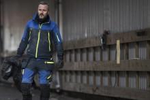 Snickers Workwear lanserer hybridplagg med stretch