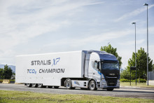 Nye Stralis XP: TCO2 mesteren for langtransport
