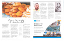 4 av 10 svenskar vill e-handla lokalt