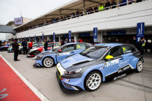 Backmans scores points in TCR Europe 2019