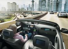 Continentalin visio: Tulevaisuuden autoa ei aja kuljettaja