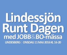 Lindesbergs kommun bjuder på bussresor till Lindessjön Runt Dagen