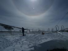 Atmosfärforskare från Kiruna återvänder till Antarktis