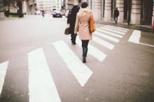 Volvias nya försäkring inkluderar trafikanter även utanför bilen