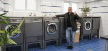 Trivsel i tvättstugan ger nöjda hyresgäster