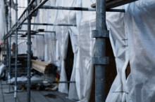 Byggmaterialanvändningen dalar i Stockholms län