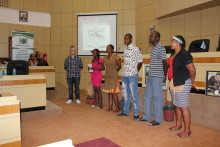 Ghanzi District Council på besök i Ale