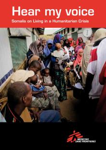 Hör min röst - somalier om att leva i en humanitär kris