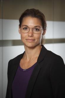 Erika Wegener ny kommunikationschef på Samtrans