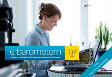 Prognosen för stark tillväxt för e-handeln i Sverige håller i sig