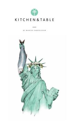 Obamas favorittkokk tar med seg New York til Norge.