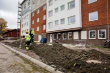 Ökat bostadsbyggande behövs för att möta behoven