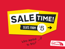 Over One Million Seats Up For Grabs in the Virgin Trains West Coast Summer Seat Sale