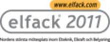 Besök oss på Elfack 2011!