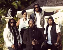 Grönan bokar Morgan Heritage för sommarens reggaekonsert