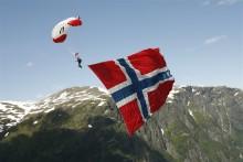 Den norska grundlagen firar 200 år 2014