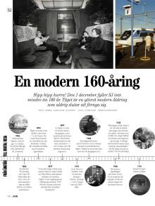 SJ - en modern 160-åring