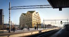 Skanska investerar 340 miljoner kronor i kontorshuset Juvelen i Uppsala