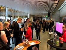 Undervisningsbygg hadde en populær stand på Bygg- og miljødagen på NTNU