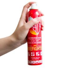 Släck eldsvådan med portabel brandsläckarspray