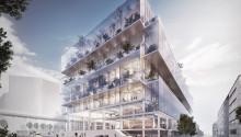 Peab bygger næringsbygg for 2,1 mrd. i Göteborg