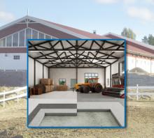 Trygge og økonomiske løsninger til landbruket fra Mapei