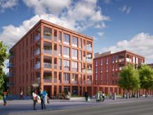 Midroc bygger 38 nya bostadsrätter i Trelleborg