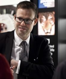 Martin Robertsson ny VD på Målerås Glasbruk