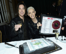 "Roxette 25 årsjubileum ""The Look""!"