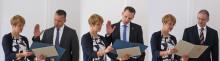 Drei neue Professoren stärken den Fachbereich Wirtschaft, Informatik, Recht (WIR) der Technischen Hochschule Wildau