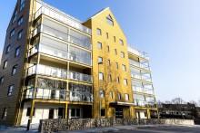 HSB brf Pelarsalen är nominerad till Växjös Träbyggnadspris