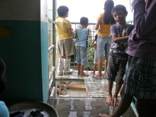 Filipino children should not be made to live in such conditions