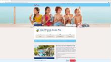 Nytt hotellkoncept bara för barn