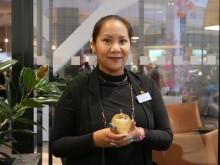 Napat från Skellefteå vann lärarpriset Guldäpplet