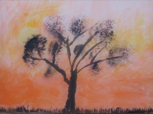 Art therapy in support of stroke survivors