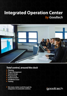 Integrated Operation Center by Goodtech