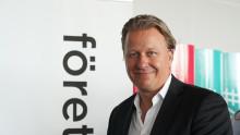 Fabian Bengtsson vald till ordförande vid Företagarnas kongress i Göteborg.