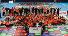 The Power of Sport to Unite: LTA SERVES Festival comes to London
